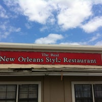 The Real New Orleans Restaurant Marble Falls Menu