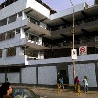 Photo taken at Colegio Bartolome Herrera by Juan Q. on 3/14/2012