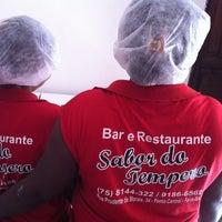 Photo taken at Sabor do Tempero Restaurante by Alex A. on 1/7/2012