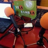 Foto tomada en Vila Rambla por jonivng 🎗️ el 9/25/2011