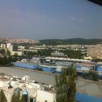 Photo taken at OTE Tower by Gerasimos V. on 9/18/2011