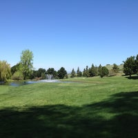 Photo taken at Boundary Oak Golf Course by Stephen C. on 4/22/2012