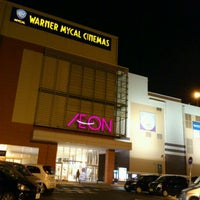 Photo taken at AEON Mall by Yasuhiro S. on 1/26/2012
