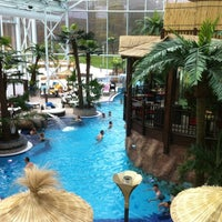 Photo taken at Eurotherme Bad Schallerbach by Michl H. on 11/6/2011