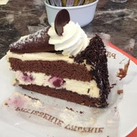 Photo taken at Patisserie Valerie by Siri on 7/25/2012