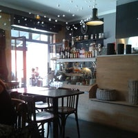Photo taken at Plume Small Kitchen by Lucile C. on 9/9/2012