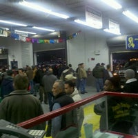 Photo taken at Carriage Trade Auto Auction by Nick G. on 1/23/2012