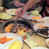 Снимок сделан в Hilan Korean & Chinese Restaurant пользователем Jason C. 6/24/2011