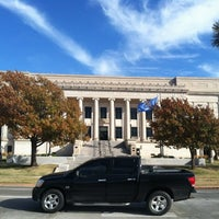 Photo taken at Oklahoma Judicial Center by Mike C. on 11/18/2011