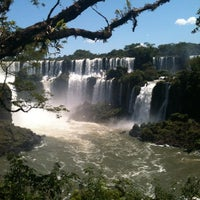 Photo taken at Iguazú National Park by Mr. M. on 12/5/2011