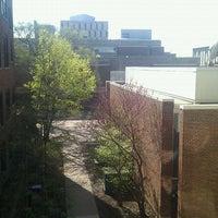 Photo taken at UWM Mitchell Hall by Jason S. on 4/17/2012