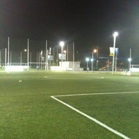 Photo taken at Futbol 7 Merida Center by Marvin R. on 3/22/2012