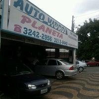 Photo taken at Autovidros Planeta by WEBNIGHT RADIO on 12/29/2011