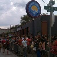 8/12/2012 tarihinde Jason S.ziyaretçi tarafından Denver Beer Co.'de çekilen fotoğraf