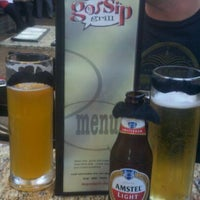 Photo taken at Gossip Grill by Jimmy M. on 9/21/2011