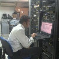 Photo taken at Bank Danamon Indonesia by Syafix S. on 6/12/2012