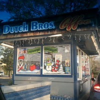 Photo taken at Dutch Bros. Coffee by John B. on 12/13/2011