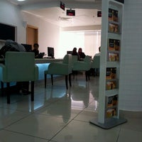 Photo taken at Etihad airways Madinat Zayed Ticketing by Emirates S. on 11/16/2011
