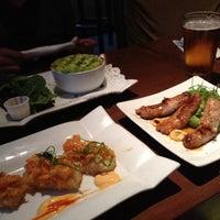 Photo taken at Bar * Food by eeena d. on 9/2/2012