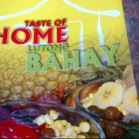 Photo taken at Nayong Filipino Saeed Restaurant & Bakery by Koko B. on 10/30/2011