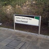 Photo taken at Beechwood Luas by David M. on 1/3/2012