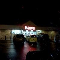 Photo taken at Wawa by Billy J. on 2/1/2012