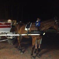 Photo taken at Ghostly Gathering Carriage Ride by Sharon S. on 4/10/2012