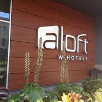 Photo taken at Aloft Minneapolis by Leonard L. on 6/6/2012