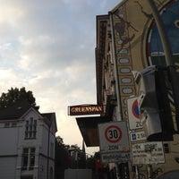 Das Foto wurde bei Gruenspan von Sebastian K. am 6/19/2012 aufgenommen