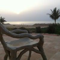 Photo taken at Al Dabiya Beach by Yas ™. on 3/29/2012