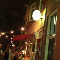 Photo taken at Café De Minnaar by Frank B. on 7/19/2012
