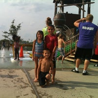 Photo taken at Tanner Park Spray Park by Joe C. on 7/3/2012