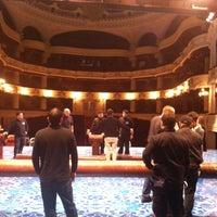 Foto tomada en Teatro Municipal de Santiago por Felipe C. el 6/28/2012