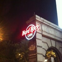 Photo taken at Hard Rock Cafe Madrid by Daniel M. on 8/15/2012