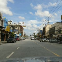 Photo taken at ตลาดพังงา by Patrada S. on 5/14/2012