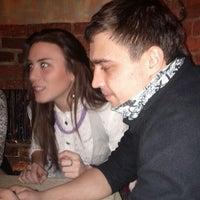 Photo taken at Таверна / Taverna by Ievgen P. on 1/7/2012