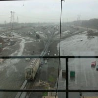 Photo taken at Norfolk Southern Linwood Tower by Chris S. on 12/21/2011