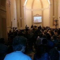 Photo taken at Padri Redentoristi by Matteo T. on 9/30/2011