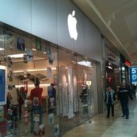 Photo taken at Apple by Austin E. on 12/18/2011