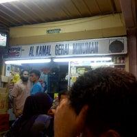 Photo taken at Al kamal Gerai Minuman by Mikaielle on 12/28/2011