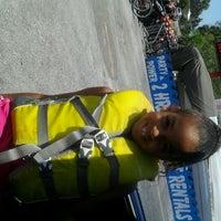 Photo taken at Island Marine Rentals by Noemi B. on 6/30/2012