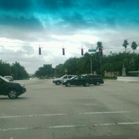 Photo taken at Nob Hill And Broward Blvd by Phil G. on 12/20/2011