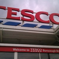Photo taken at Tesco by Stevie S. on 9/16/2011