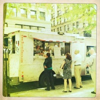 Photo taken at Bistro Truck by Andrew P. on 9/8/2011