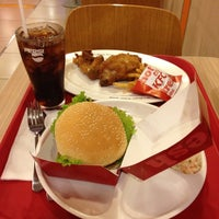 Photo taken at KFC Nowzone by Vy Vivian on 3/31/2012