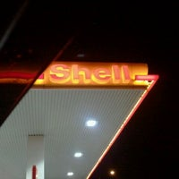 Photo taken at Shell by Jonty G. on 12/9/2011