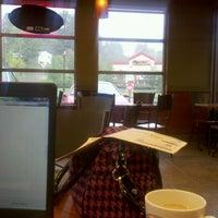 Photo taken at Tim Hortons by Parabolagirl on 10/2/2011