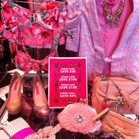 Photo taken at Betsey Johnson by girl v. on 4/6/2011