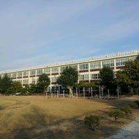 Photo taken at 경일중학교 by Peter P. on 11/24/2011