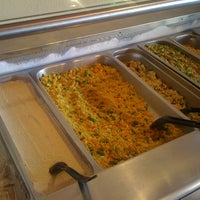Photo taken at Tsom Vegetarian Flavors by Ellen S. on 8/16/2011